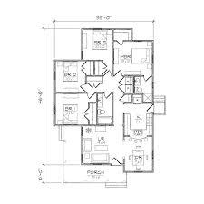 bungalow floor plans. Julia II Floor Plan Bungalow Plans