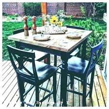 high bistro table outdoor and chair tall chairs top pub set 42 inch sets impressive tabl