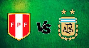 Latina TV LIVE: Peru vs Argentina ONLINE FREE online match Qualifiers