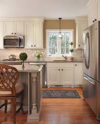 Kitchen With Travertine Floors Travertine Subway Tile Kitchen Traditional With Backsplash Beveled