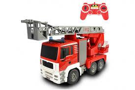 <b>Радиоуправляемая пожарная машина</b> Double E Mercedes Fire ...