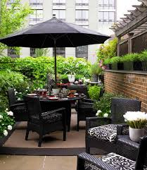 outdoor furniture small balcony. Medium Size Of Diy Patio Furniture Cinder Blocks Ideas For Small Gardens Outdoor Living Spaces Balcony U