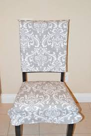 chair back cover kitchen chair slipcover dining room chair cover counter or bar stool seat back cover ozbourne storm twill