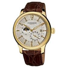 akribos xxiv men s watches shop the best deals for 2017