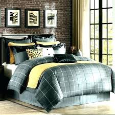 mens duvet covers masculine bedding brilliant bed sets trend for men all modern quilt australia