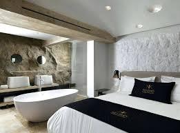 Image Modern Keithvang Master Suite Bathroom Designs Plans Bedroom Floor Hotel Bath