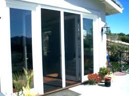sliding screen for french doors door screens retractable patio extraordinary adding a to slidin