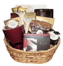 chocolate fondue for two military gifts gift baskets gifts chocolate gifts