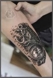 Tetování Kotva