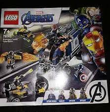 <b>Конструктор lego Super Heroes</b> Мстители Нападение н купить в ...