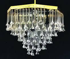 glass drop chandelier oil rubbed bronze