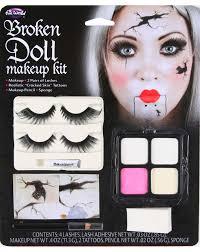 porcelain doll makeup tutorial tutorial broken doll makeup kit spirit how