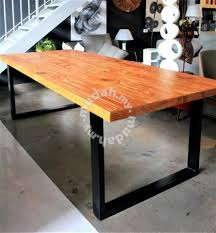 solid pine wood dining table frm5050b