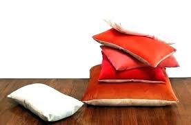 oversized floor cushions.  Cushions Big Floor Pillows Oversized Cushions  For Rust Velvet Calamine With Oversized Floor Cushions