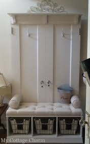 Bench And Coat Rack Combo Beauteous Coat Racks Amusing Entryway Rack And Storage Bench Throughout Combo