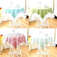 cloth tablecloths tablecloth for square table small round arts lace cloth tablecloths
