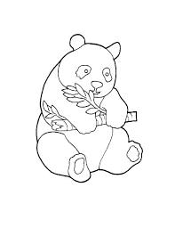 Coloring Pages Panda Cute Panda Coloring Sheets Book O Pages
