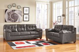 brown leather living room furniture. Furniture Cheap Living Room Sofa Brown Leather Carpet Window Curtain Frame Painting Elegant 2
