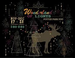 Wonderland Of Lights Lansing Mi Wonderland Of Lights