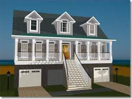 house on stilts designs vacation home design ideas remarkable using corner folding gl doors makes this