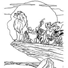 Small Picture Emejing Lion King Coloring Pages Images New Printable Coloring