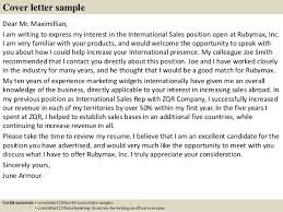 5 supply chain manager cover letter