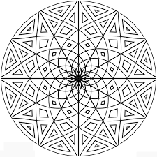 Small Picture mandala coloring free online Archives coloring page
