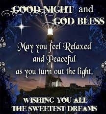 Good Night Prayer Quotes Cool Good Night God Bless Quotes Prayer for Friends and Family Todayz News