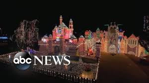 Christmas Lights In Rockwall Entire Neighborhoods Battle For Best Christmas Light Display
