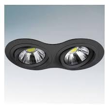 Встраиваемый <b>светильник Lightstar</b> Intero 111 <b>214327</b> — купить в ...