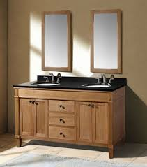 Unique Double Bathroom Vanities