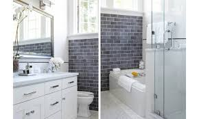 Subway Tile Shower Subway Tile Bathroom Are Ideal Choice Home