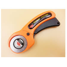 45mm Rotary Cutter Premium Quilters Sewing Stainless Steel ... & 45mm Rotary Cutter Premium Quilters Sewing Stainless Steel Quilting Fabric  Cutting Craft Tool-in Sewing Tools & Accessory from Home & Garden on ... Adamdwight.com