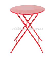 small round folding table outdoor sesigncorp