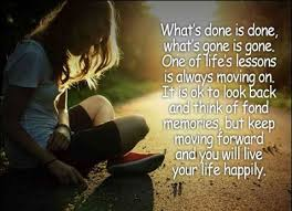 Quotes About Life Moving On