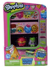 Shopkins Vending Machine Cool Shopkins Vending Machine Storage Tin Shopkins