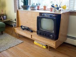 chris s diy midcentury modern tv cabinet inspired by paul mccobb