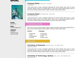 Resume Online Resume Maker Free Download Create Resume Online