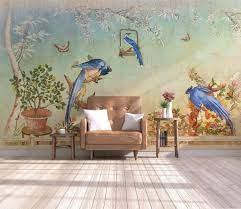 Murwall Chinoiserie Wallpaper Chinese ...