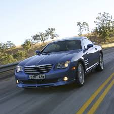 Chrysler Crossfire Srt 6 Coupe | Chrysler Crossfire... | Pinterest ...