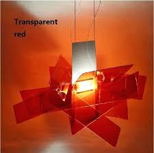 modern big bang pendant lights hanging lamp white acrylic lamps dining room led lighting ceiling light big bang wall lamp