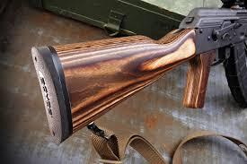 Boyds Laminated Hardwood AK 47 Furniture Set