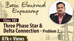 problem no 2 on three phase circuit connected in delta onlinelectures educationfor fullhd