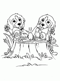 Small Picture Free Printable Dog Coloring Pages For Kids Coloring Coloring Pages