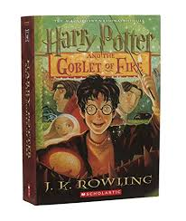 harry potter and the goblet of fire j k rowling mary grandpré 8580001044828 amazon books