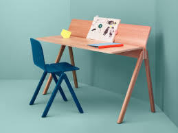 contemporary office furniture desk. Hay Copenhague Desk With Back Screen Contemporary Office Furniture