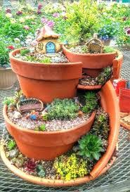 fairy garden containers for fairy garden containers garden vases pots my first broken pot fairy fairy garden containers