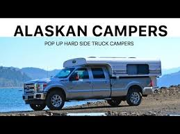 pop-up hard side truck campers by Alaskan Campers :Overland Expo ...