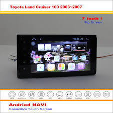 compare prices on lexus lx 470 online shopping buy low price car android gps navigation system for toyota land cruiser 100 lexus lx 470 radio