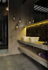 industrial inspired lighting. Industrial Style Bathroomghting Stylish On Intended Best Ideas Pinterest Inspired Lighting